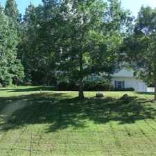 Rental info for 91 Broadlands Drive White, Georgia 30184