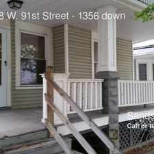 Rental info for 1356 & 1358 W. 91st Street in the Detroit - Shoreway area