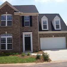 Rental info for Townes at High Grove