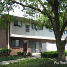 Rental info for Racquet Club Apartments