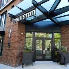 Rental info for The Cameron in the Downtown area