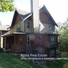 Rental info for 14 Mayfield