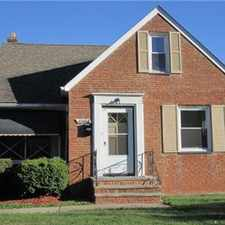 Rental info for Lovely South Euclid Single Family in the South Euclid area