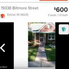 Rental info for Detroit Global