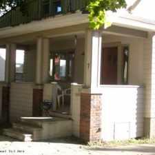 Rental info for 7 Lathrop Street in the Regent area