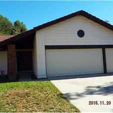 Rental info for 3+2+bonus room in 3 car garage in Moorpark in the Moorpark area