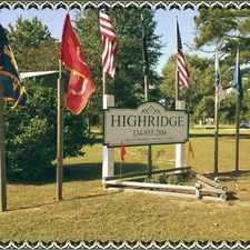 Rental info for Highridge Mobile Home Park