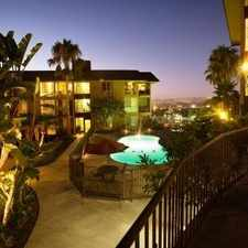 Rental info for The Summit at Point Loma in the Loma Portal area