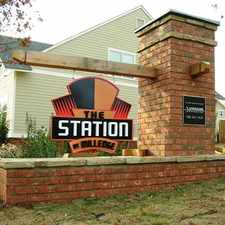 Rental info for The Station At Milledge