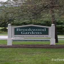 Rental info for Brookwood Gardens