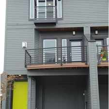 Rental info for Brand New Row House - Close-In NE Portland in the Woodlawn area