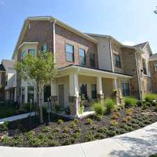 Rental info for Avenues at Craig Ranch in the 75070 area