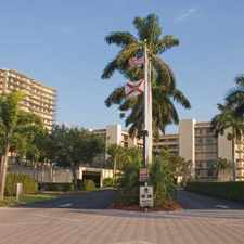 Rental info for 1100 S Collier Blvd #1624