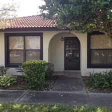 Rental info for 2/2 Villa For Rent In Poinciana ~Osceola County~