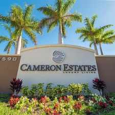 Rental info for Cameron Estates