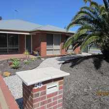 Rental info for Well Presented Renovated Home 4 x 2.
