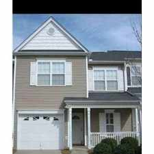Rental info for Beautiful Townhouse for Sale in the Wade Hampton area