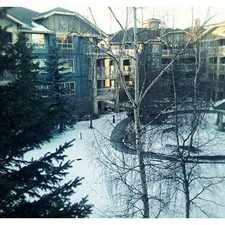Rental info for Calgary Apartment for rent in the Glenmore Park area