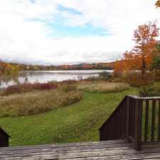 Rental info for Terrific old farmhouse on Star Lake.