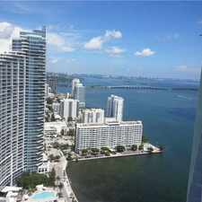 Rental info for 1900 South Bayshore Drive #1616