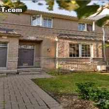 Rental info for 2050 3 bedroom Townhouse in Toronto Area Richmond Hill in the Vaughan area