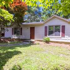 Rental info for 3 Bedroom House With a Great Yard