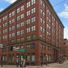 Rental info for Lowertown Commons in the St. Paul area