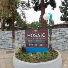 Rental info for Mosaic Fremont