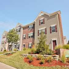 Rental info for Parkway Oaks Townhomes in the Kansas City area