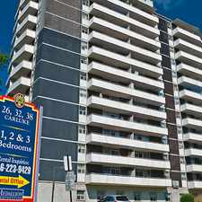 Rental info for St. Andrews Towers East in the Toronto area