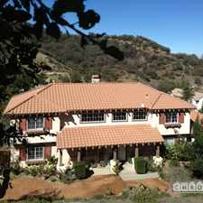 Rental info for $5800 3 bedroom House in West Los Angeles Malibu