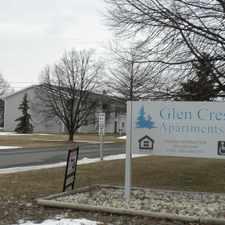 Rental info for Glen Crest Apartments