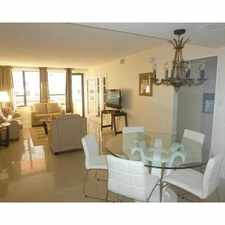 Rental info for 5225 Collins Avenue #817S