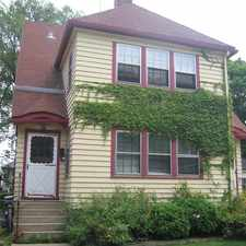 Rental info for 415 Paunack Pl in the Madison area