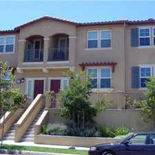 Rental info for Gated Community, 4-Car Garage, 3 Beds, 3 Baths in the Olde Torrance area