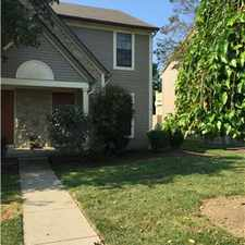 Rental info for Spacious town home 4 lease takeoff. November free! in the Columbus area