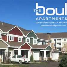Rental info for The Boulders Apartments and Townhomes