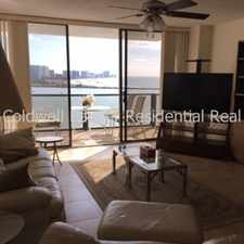 Rental info for 440 S Gulfview Blvd #902 in the Clearwater area