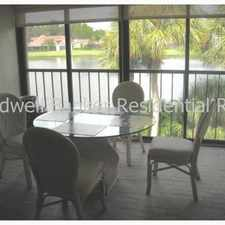 Rental info for 21815 Arriba Real 12F in the Boca Raton area