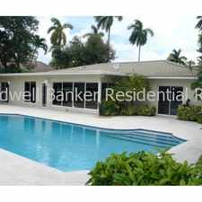 Rental info for 421 San Marco Dr in the Fort Lauderdale area
