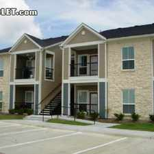 Rental info for One Bedroom In East Houston in the Baytown area