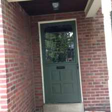 Rental info for 317 East Gorgas Lane