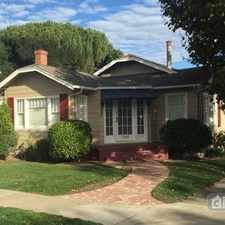 Rental info for $4700 2 bedroom House in Burlingame