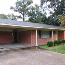 Rental info for 3 bed 2 bath in the Avenues in the Hattiesburg area