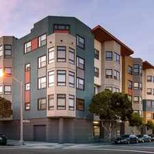 Rental info for 2000 Post in the Lower Pacific Heights area