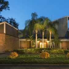 Rental info for Cambridge Woods in the Tampa area