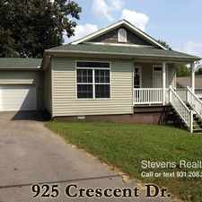 Rental info for 925 Crescent Drive