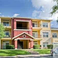 Rental info for 1801 East Palm Valley Boulevard