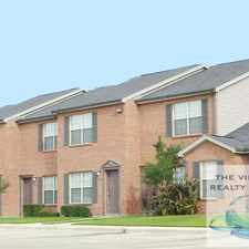 Rental info for 4266 Duck Creek Drive