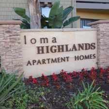 Rental info for Elan Loma Highlands in the Loma Portal area
